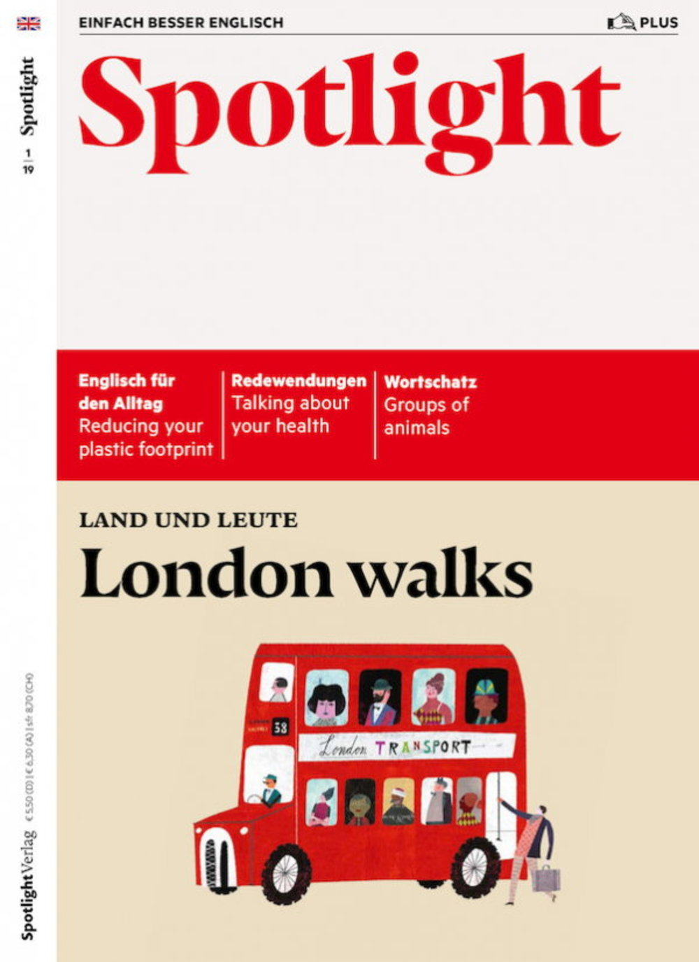 Spotlight PLUS 01/2019