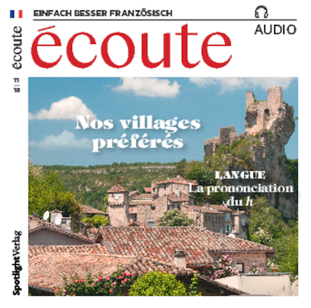 Écoute Audio-CD 11/2018