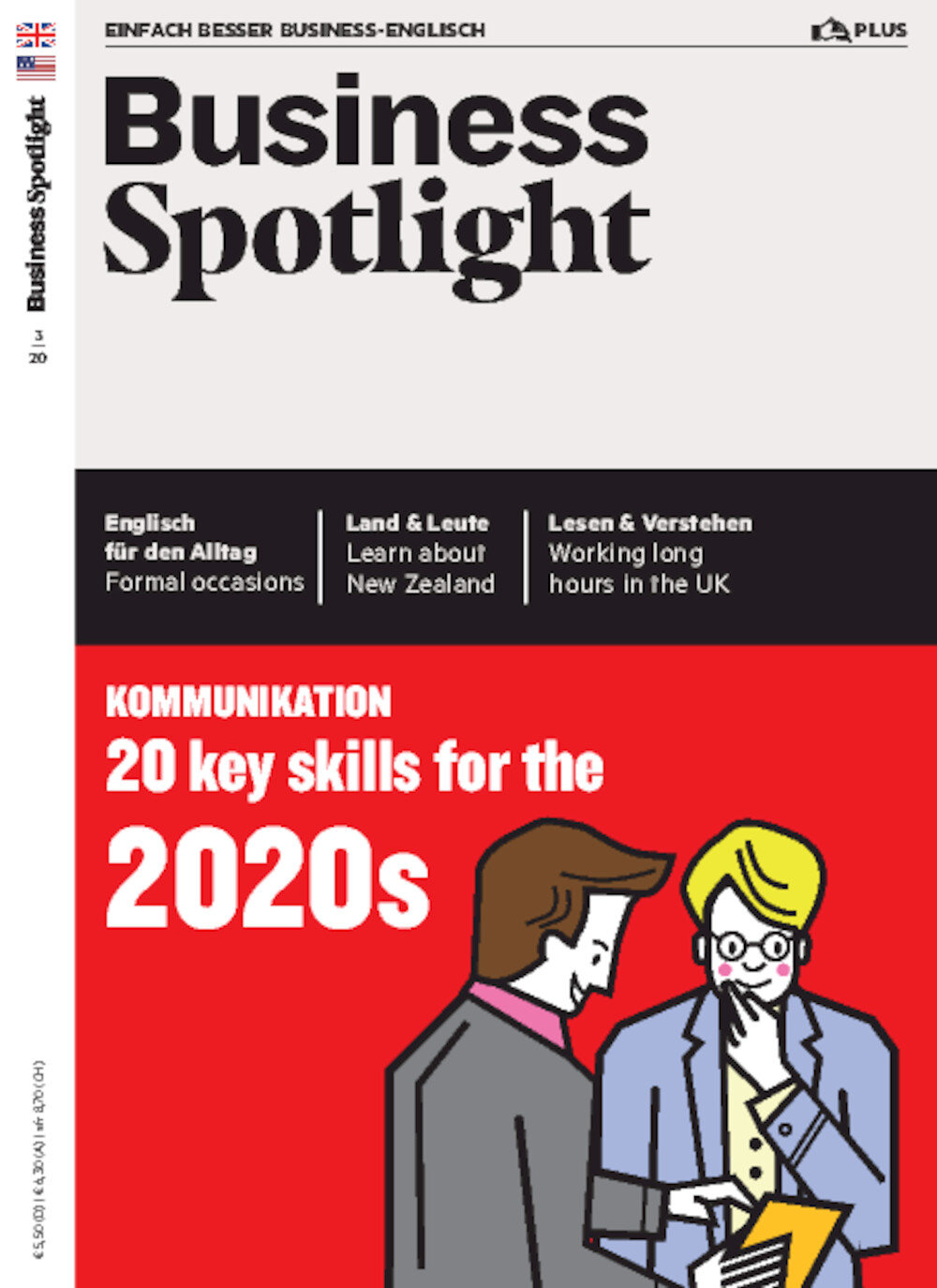 Business Spotlight PLUS ePaper 03/2020