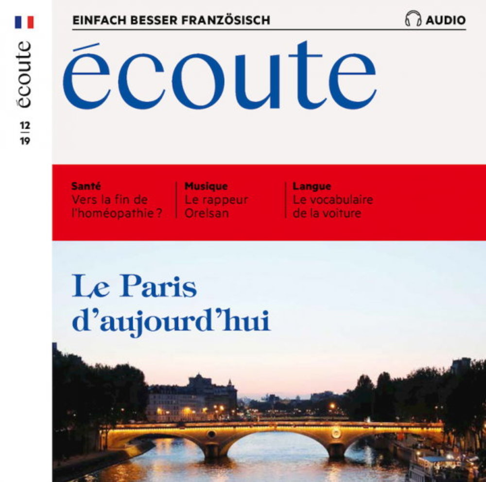 Écoute Audio-CD 12/2019
