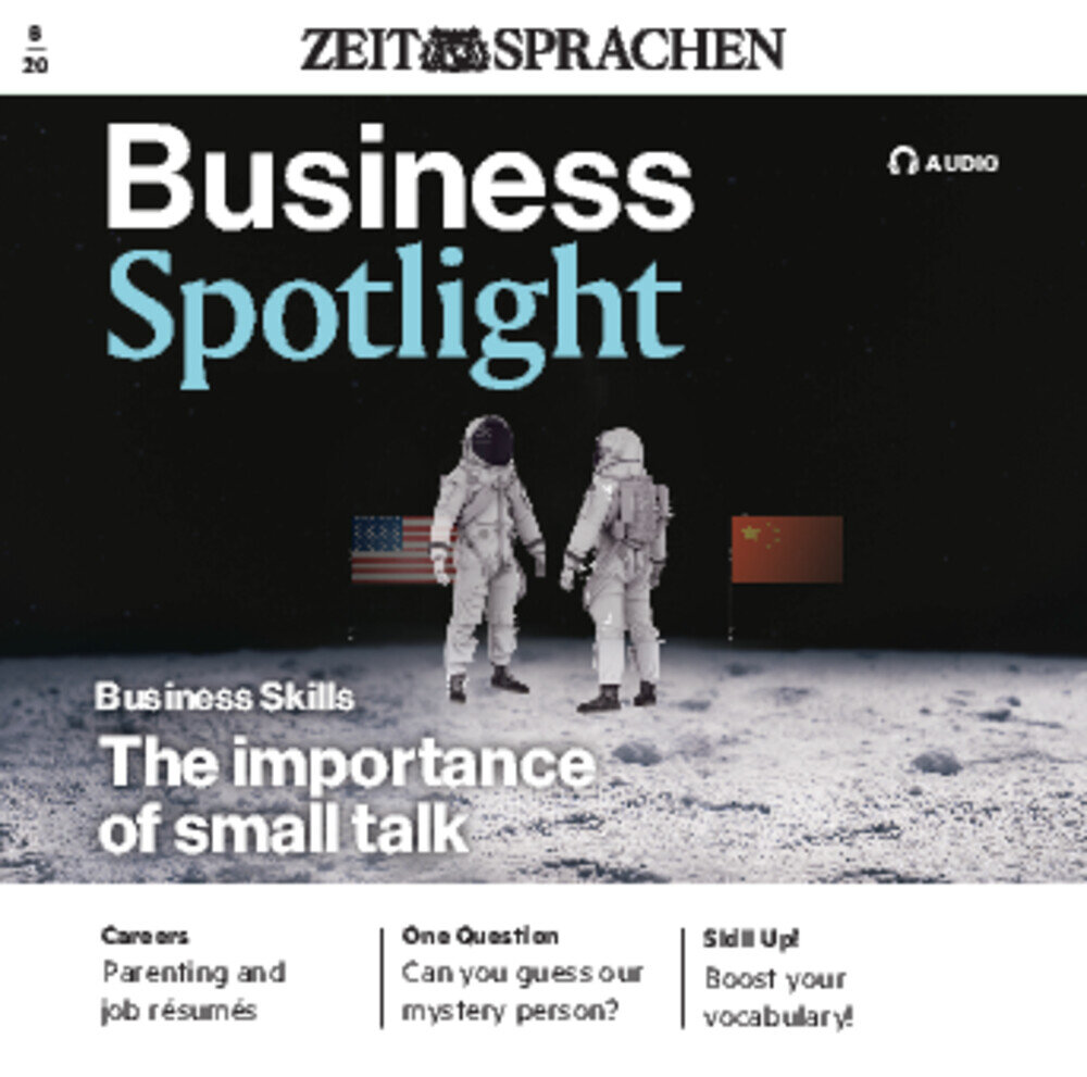 Business Spotlight Audio-CD 08/2020