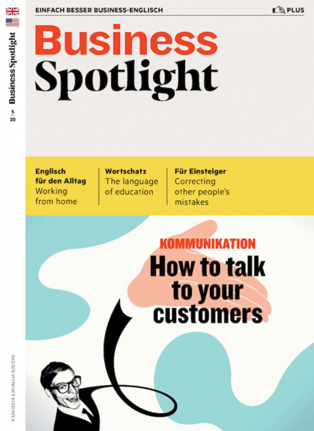 Business Spotlight PLUS ePaper 05/2020