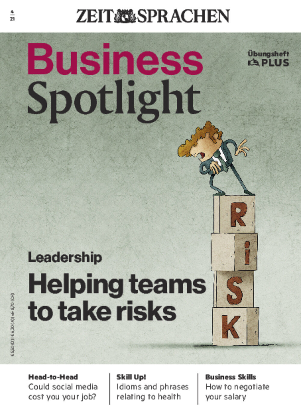 Business Spotlight PLUS ePaper 04/2021