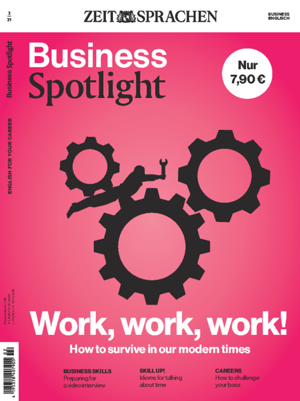 Business Spotlight ePaper 02/2021