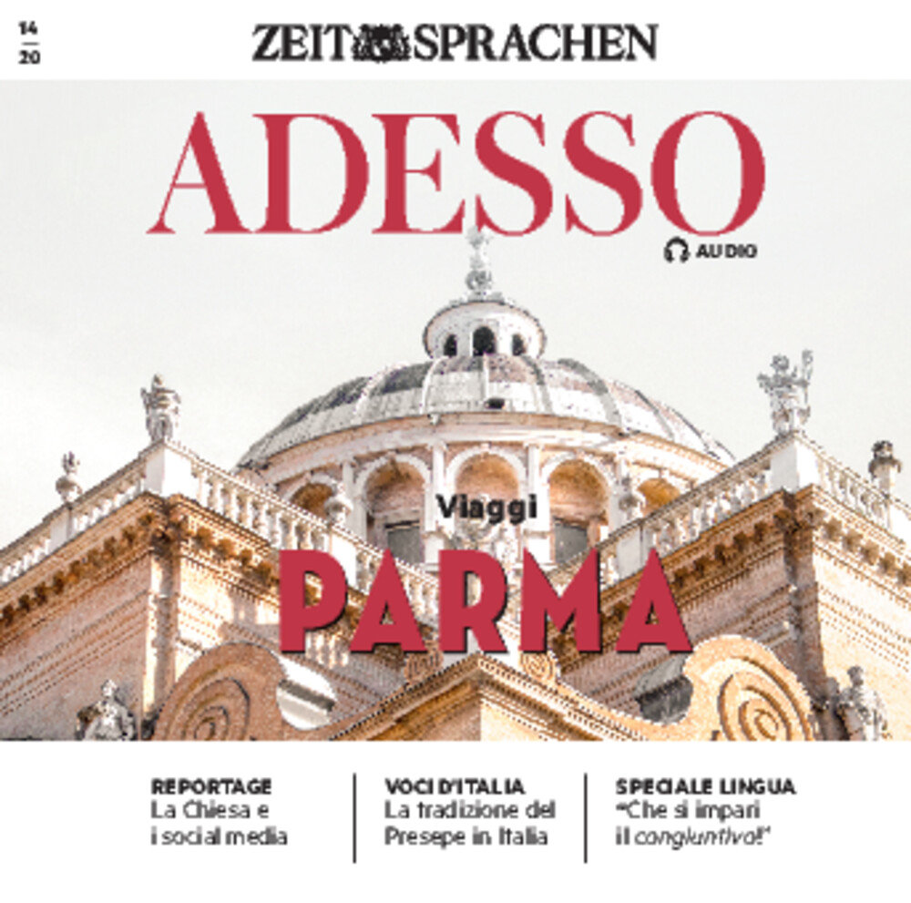 Adesso Audio-CD 14/2020