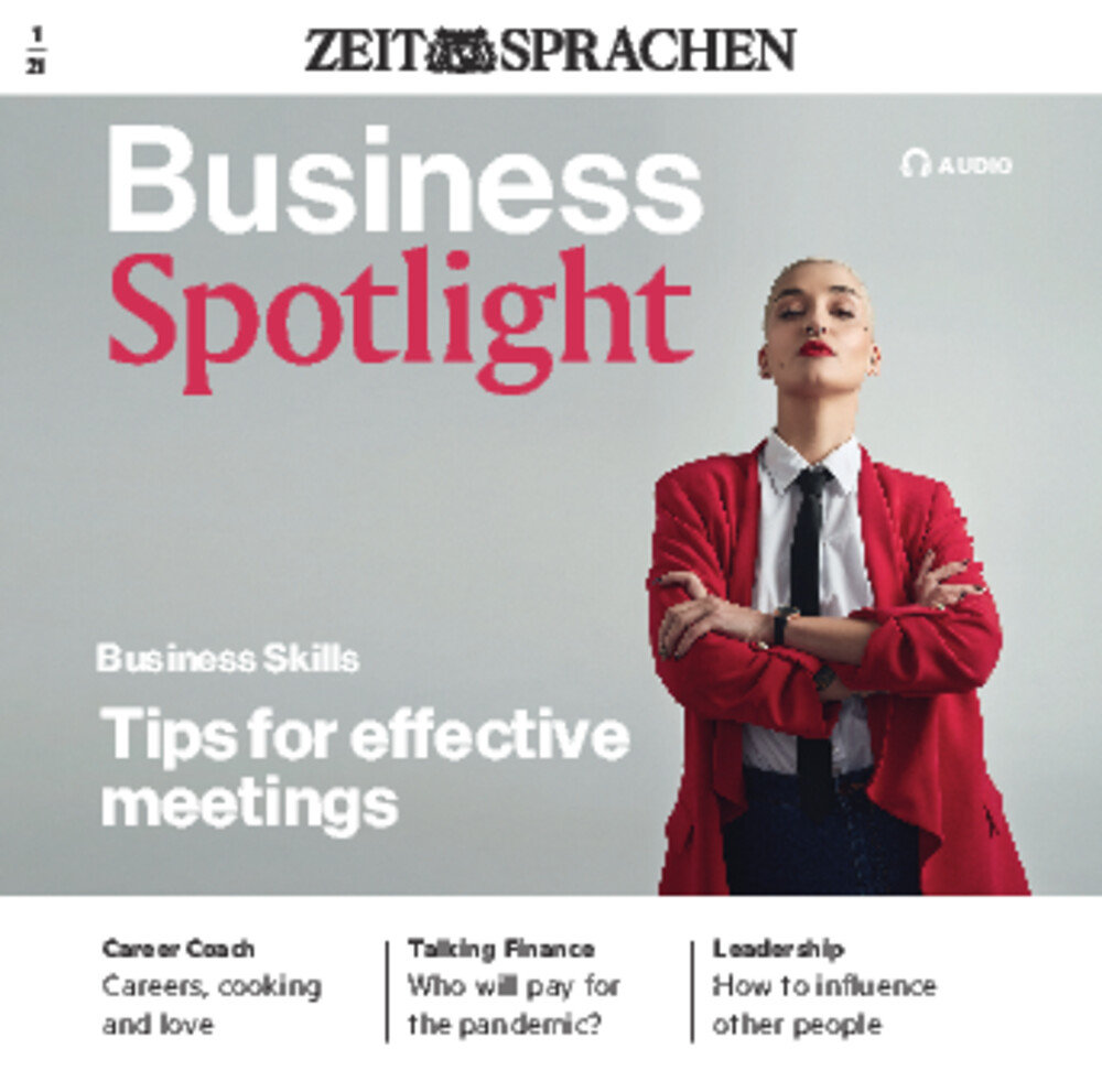 Business Spotlight Audio Trainer ePaper 01/2021
