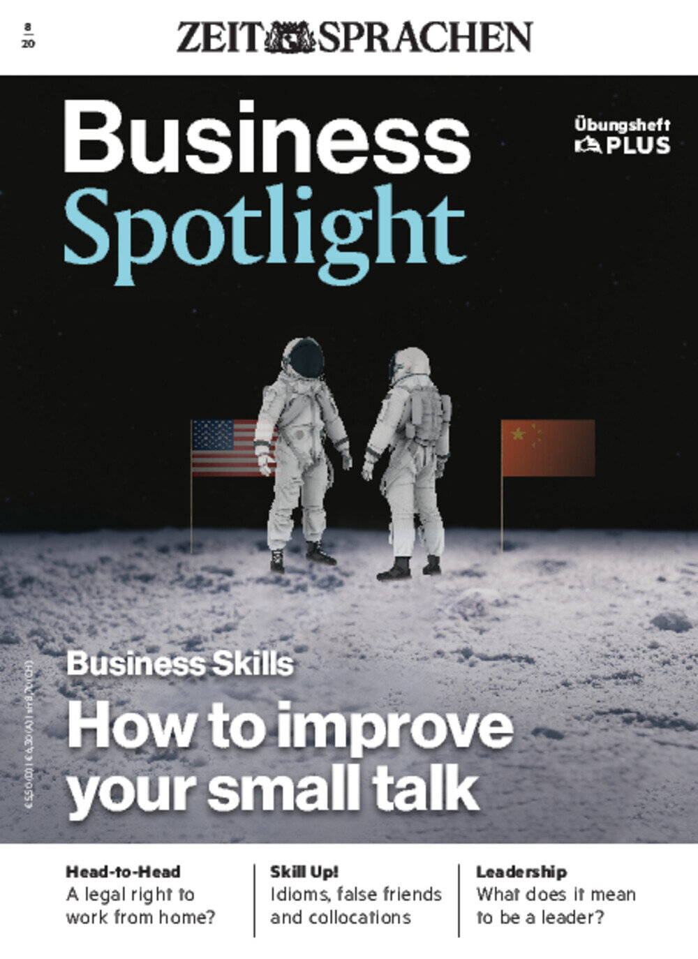 Business Spotlight PLUS ePaper 08/2020