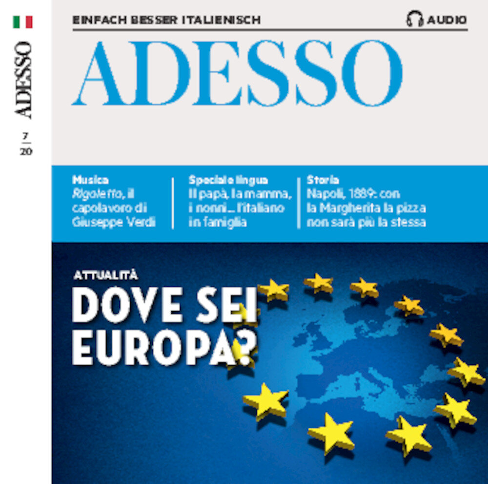 Adesso Audio-CD 07/2020