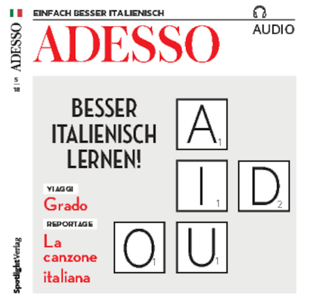 Adesso Audio-CD 05/2018