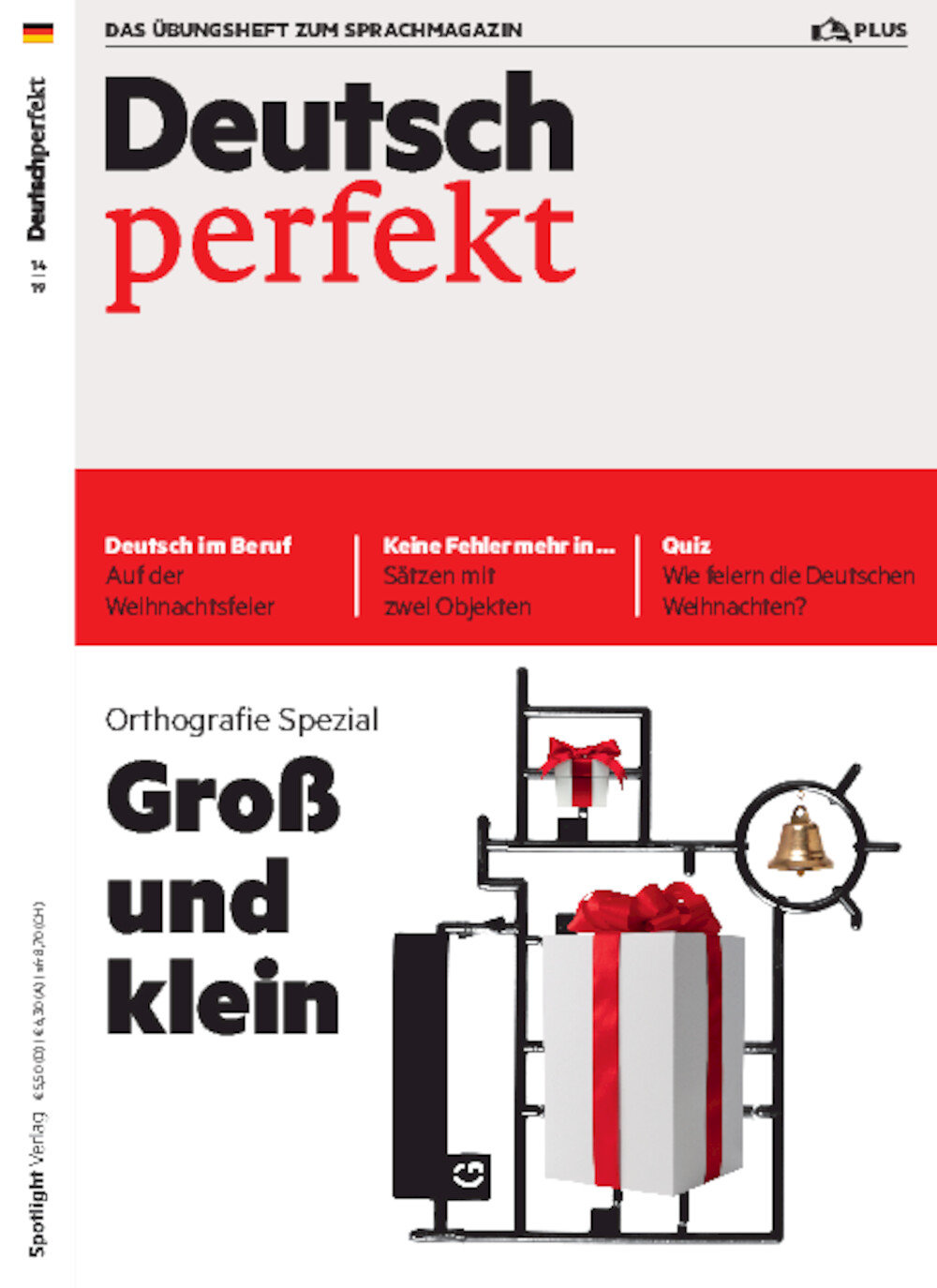 Deutsch perfekt PLUS 14/2019