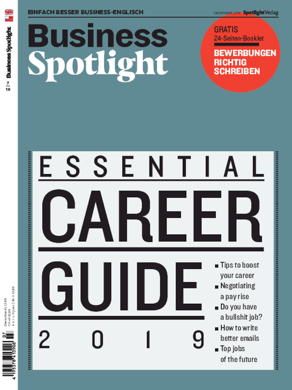 Business Spotlight ePaper 07/2018