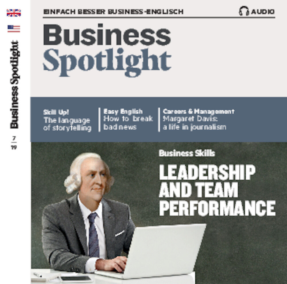 Business Spotlight Audio-CD 07/2019