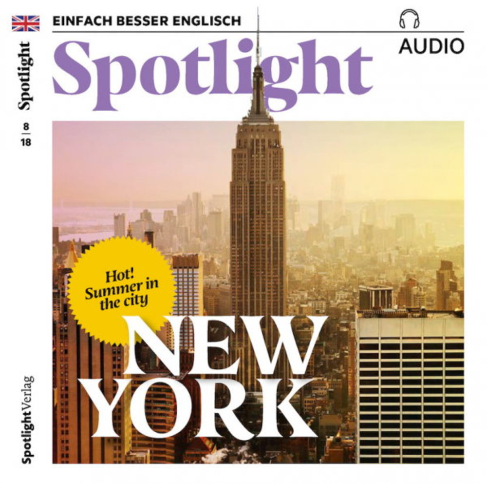 Spotlight Audio Trainer ePaper 08/2018