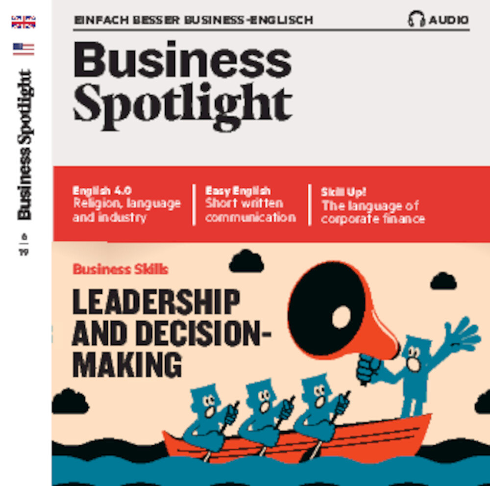 Business Spotlight Audio-CD 06/2019