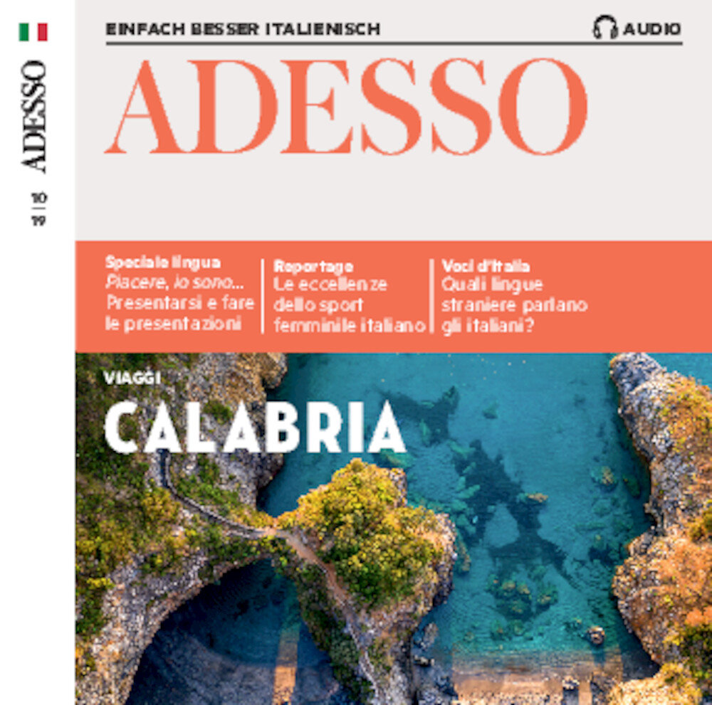 Adesso Audio-CD 10/2019
