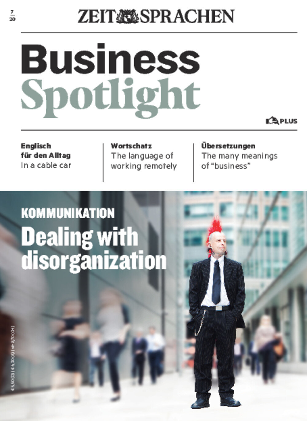 Business Spotlight PLUS ePaper 07/2020