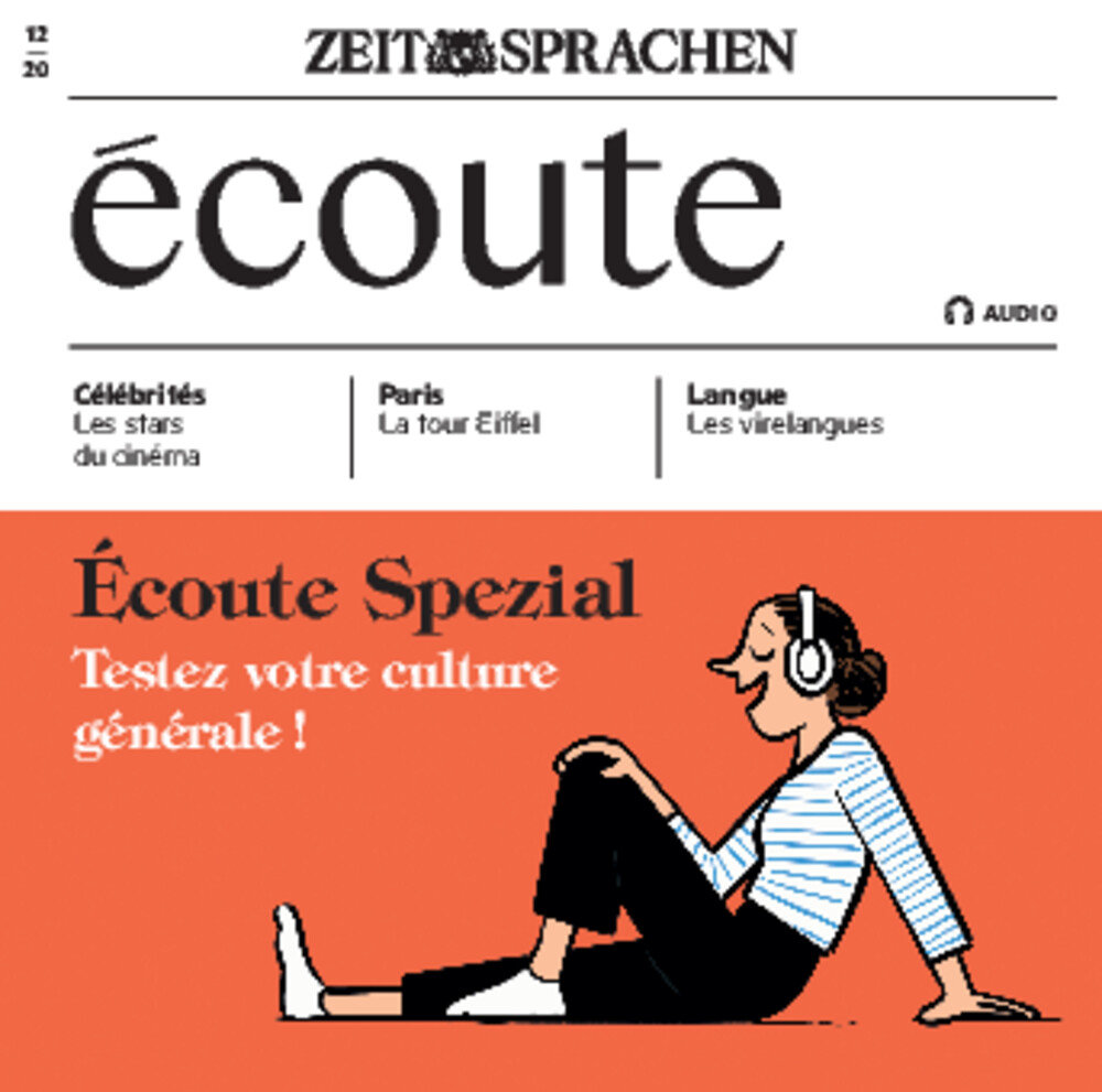 Écoute Audio-CD 12/2020