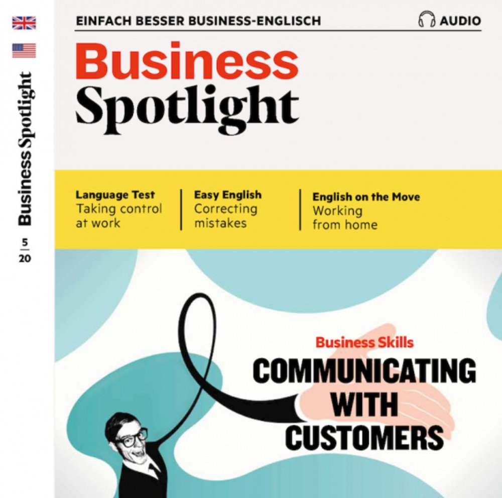 Business Spotlight Audio Trainer ePaper 05/2020