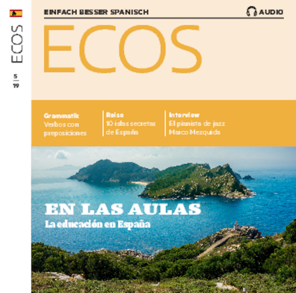 Ecos Audio-CD 05/2019