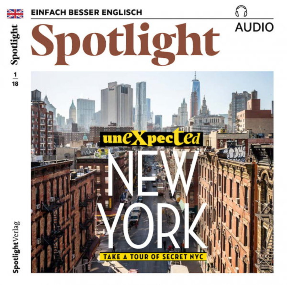 Spotlight Audio Trainer ePaper 01/2018