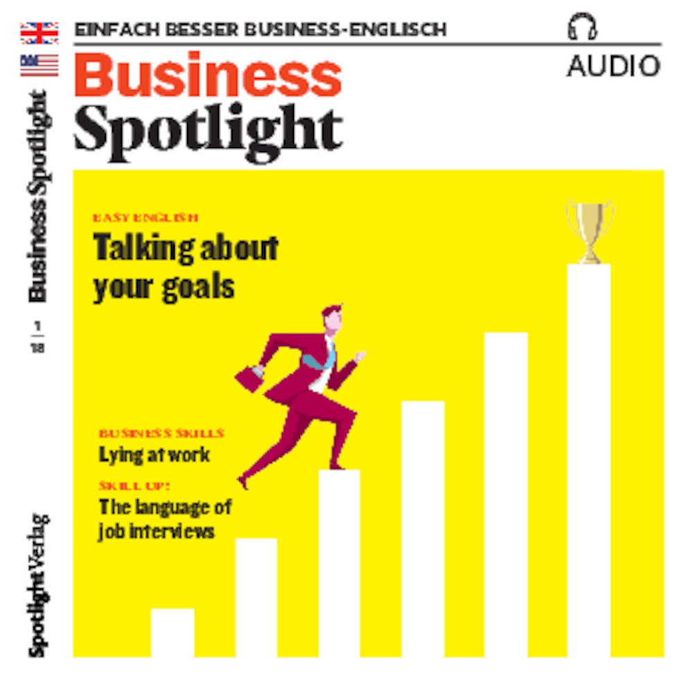 Business Spotlight Audio-CD 01/2018