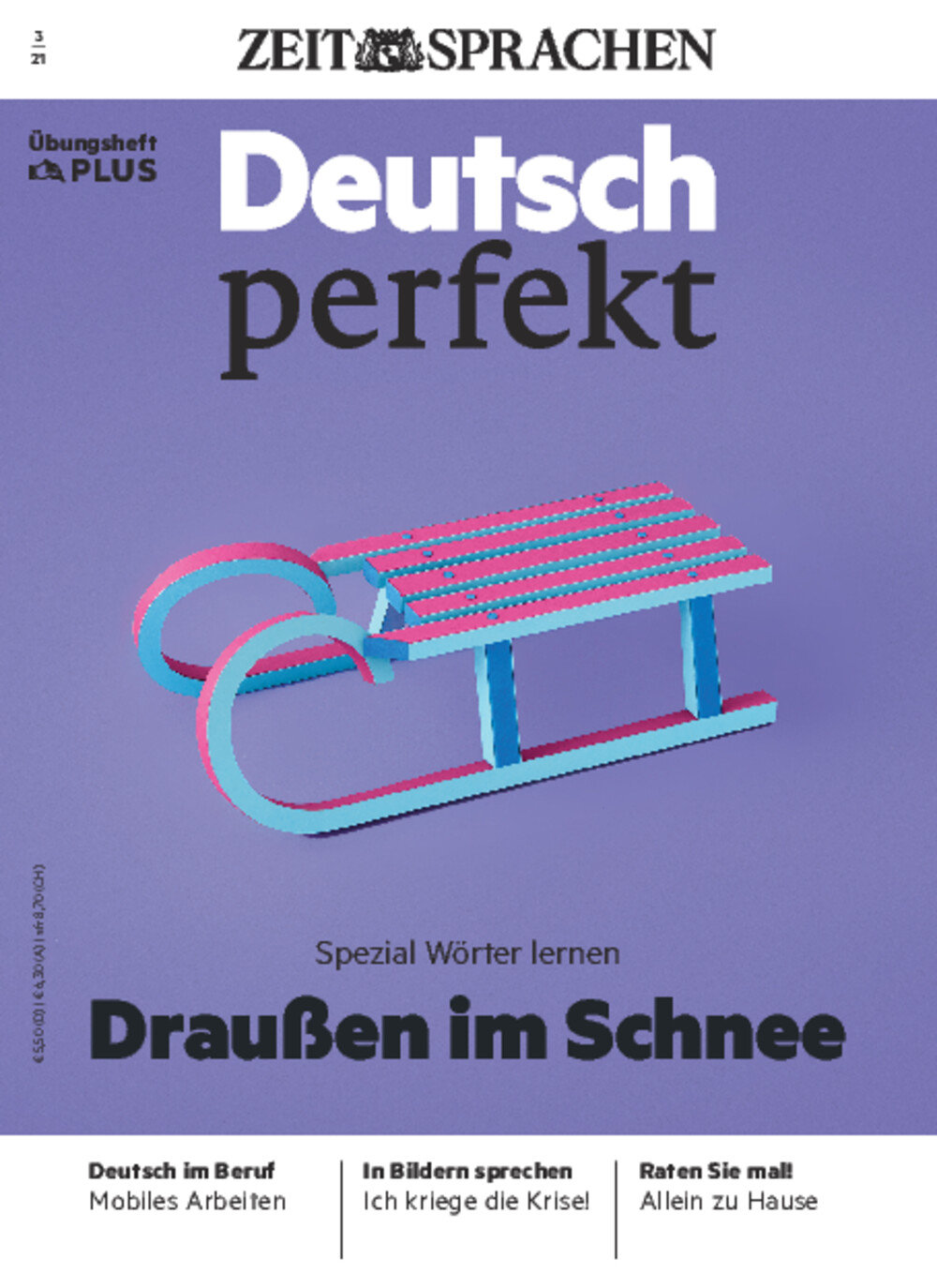 Deutsch perfekt PLUS ePaper 03/2021