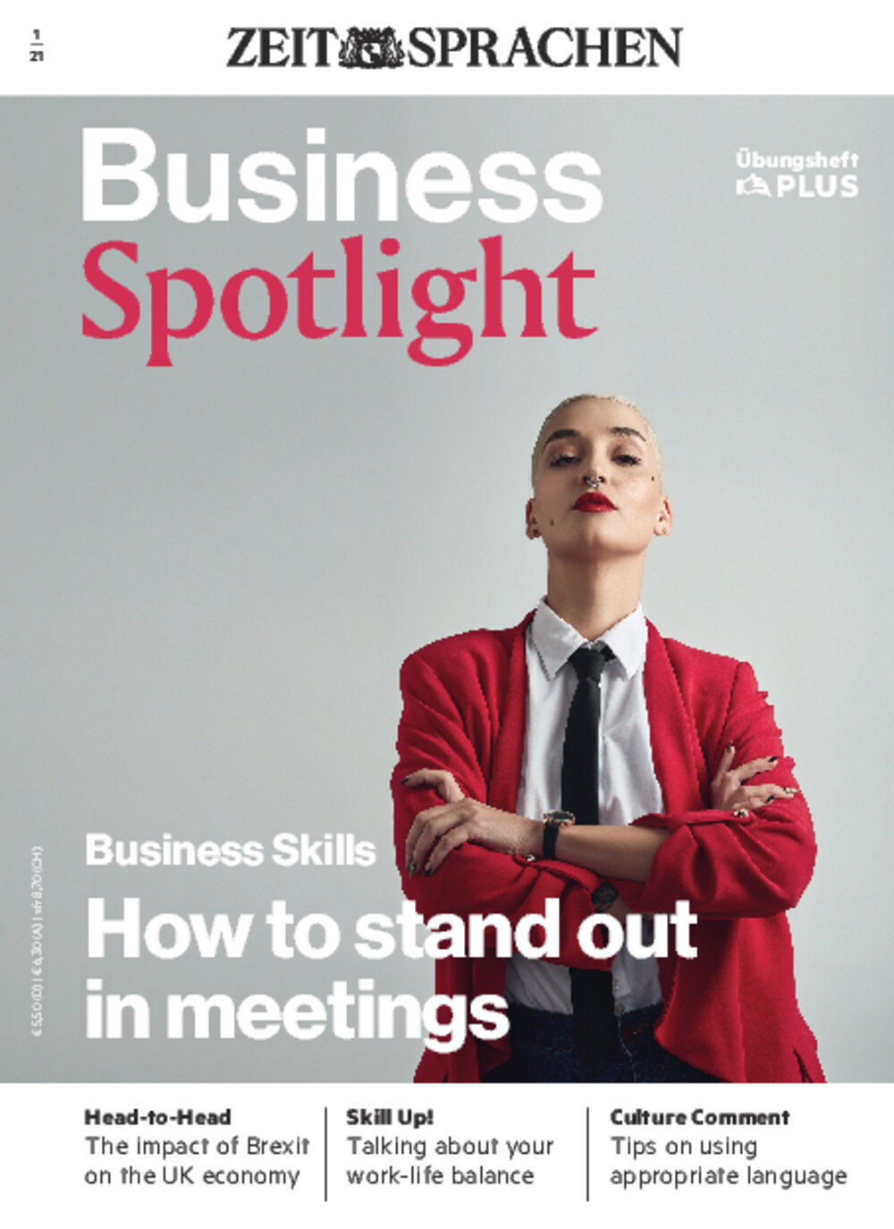Business Spotlight PLUS ePaper 01/2021