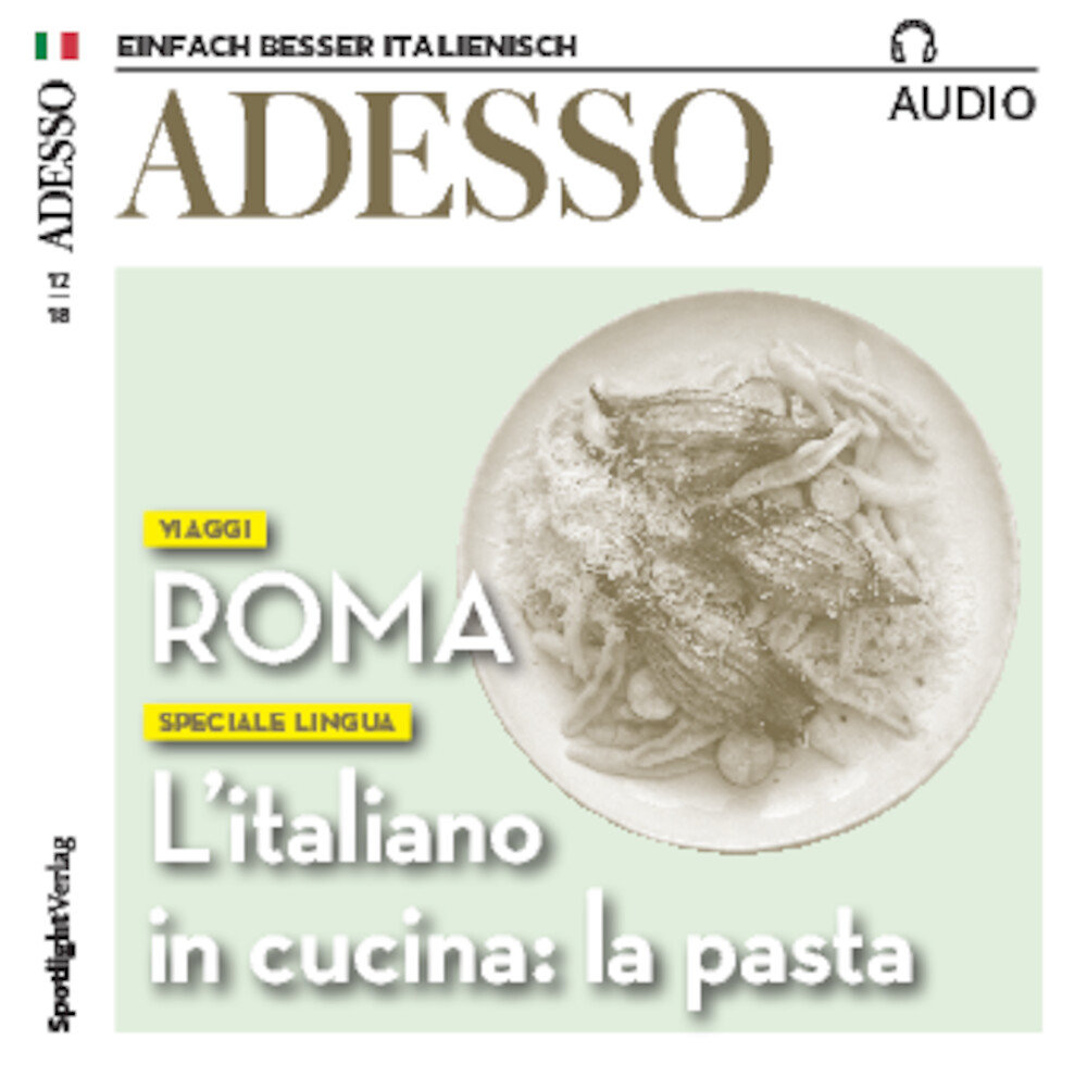 Adesso Audio-CD 12/2018