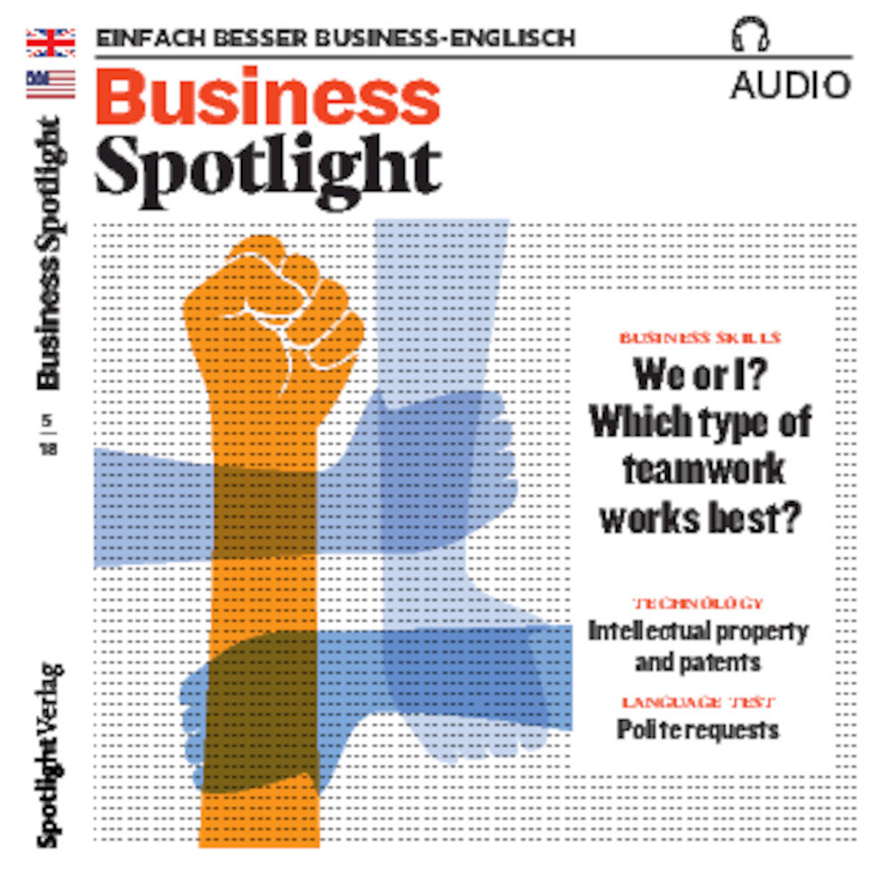 Business Spotlight Audio-CD 05/2018