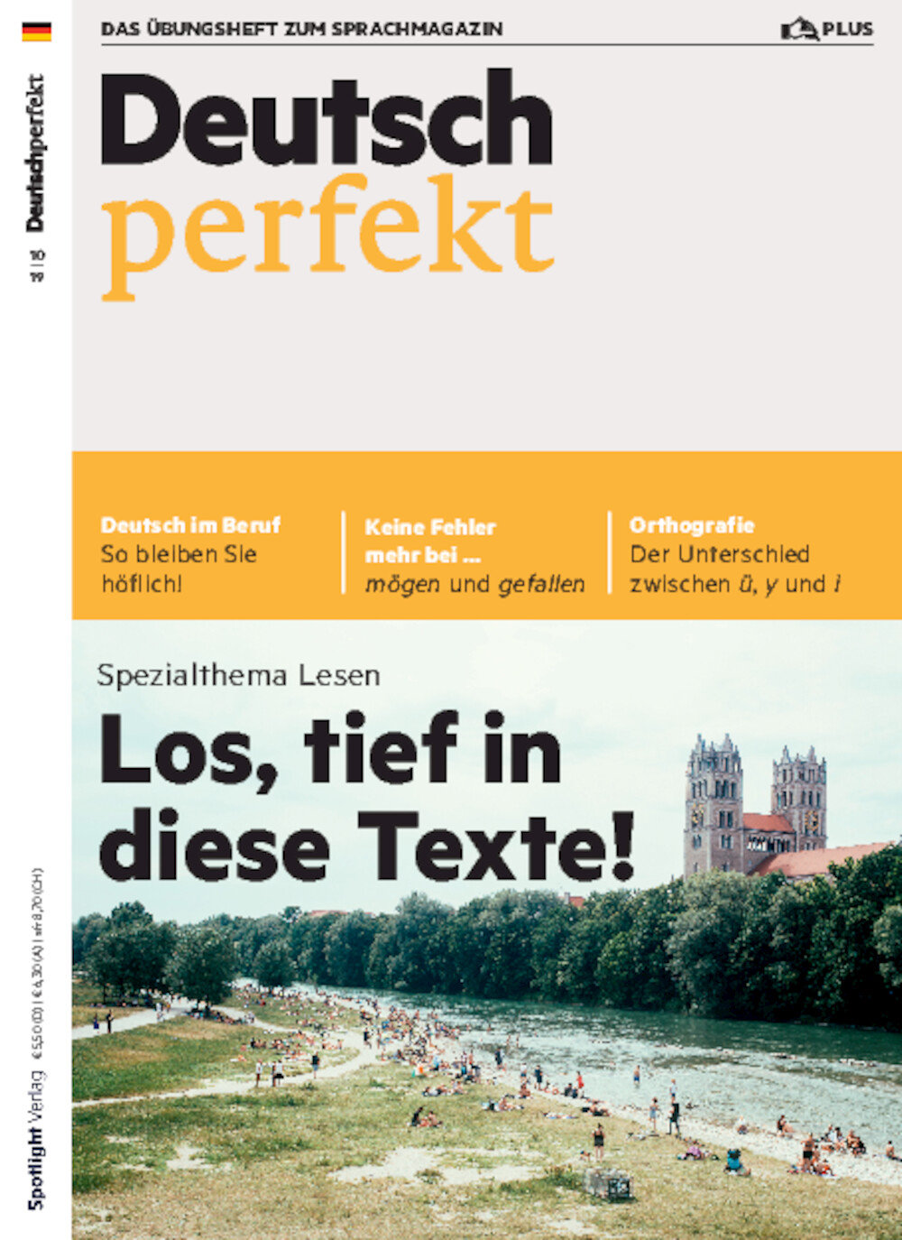 Deutsch perfekt PLUS ePaper 10/2019