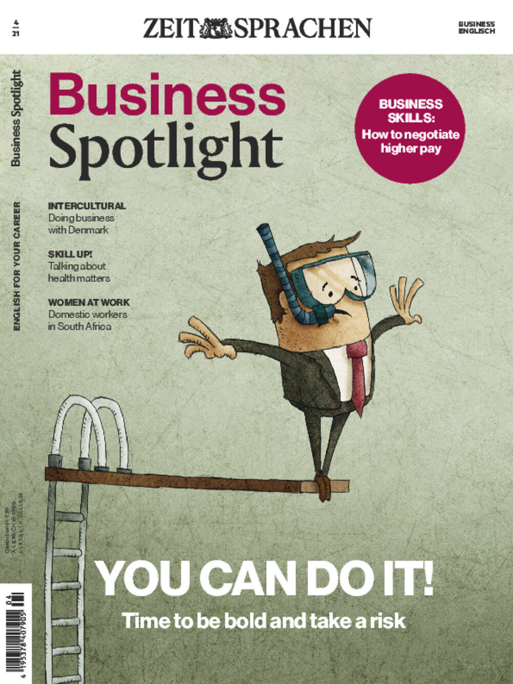 Business Spotlight 04/2021
