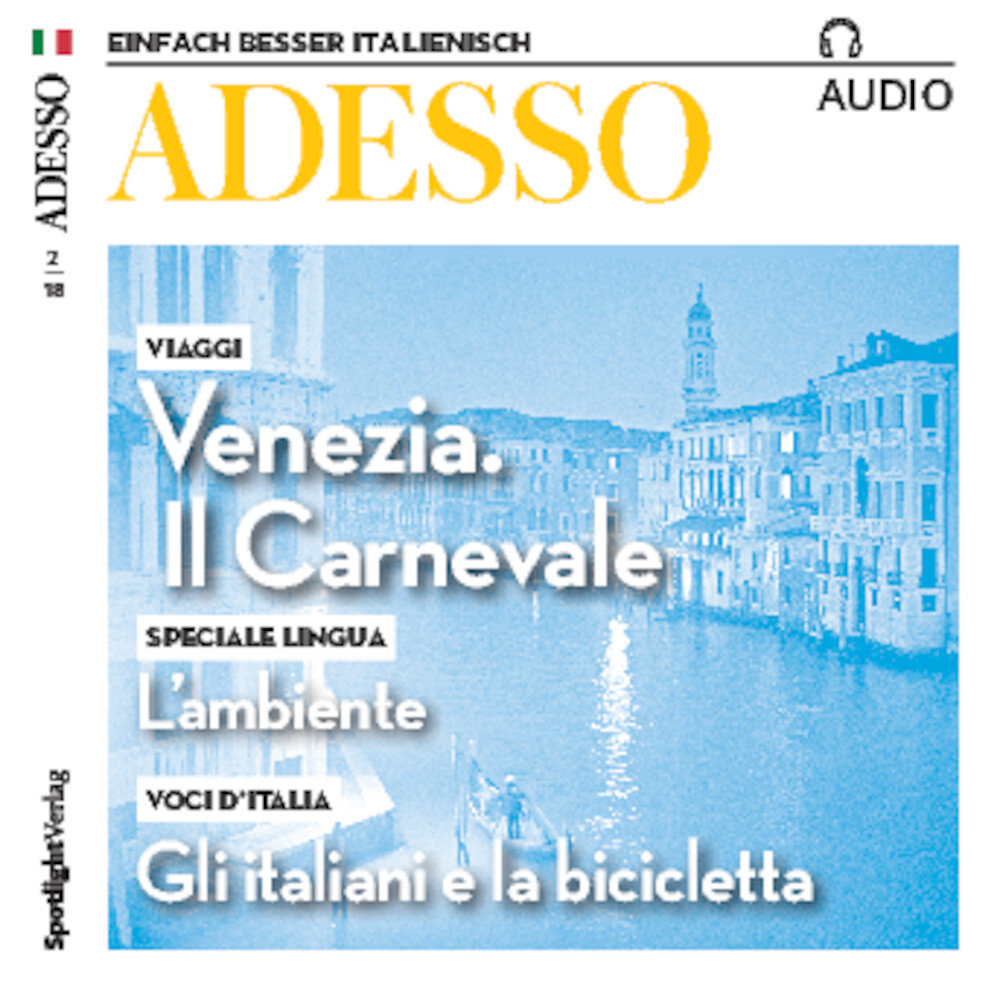 Adesso Audio-CD 02/2018