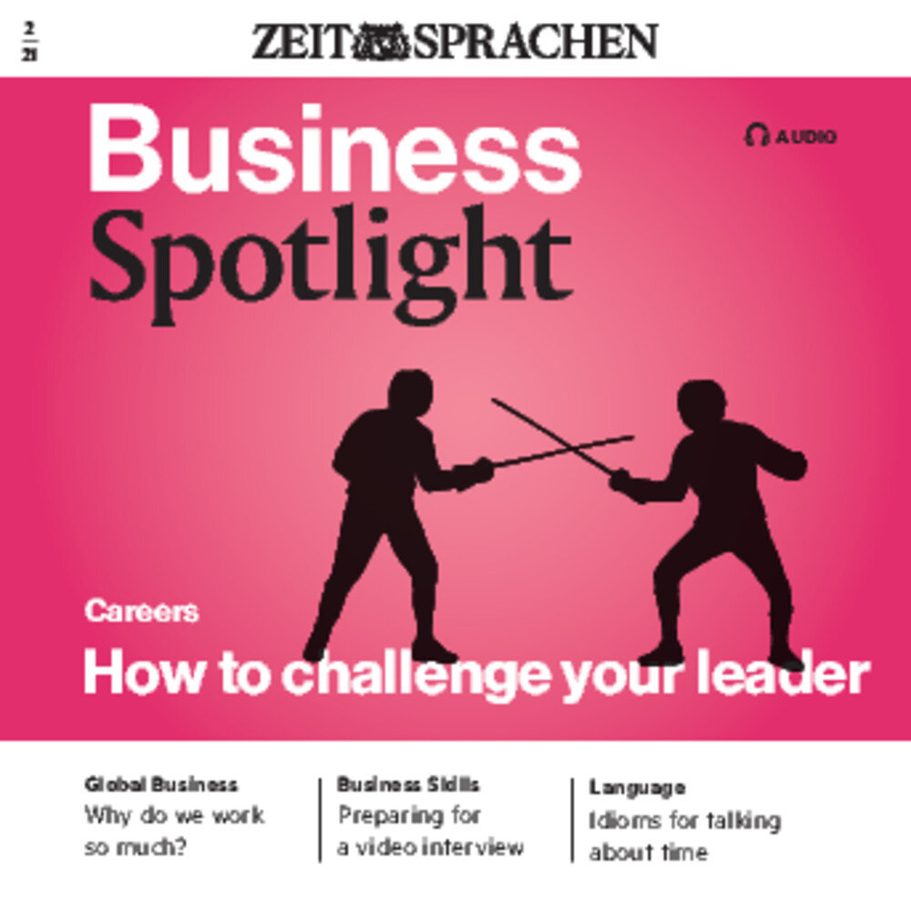 Business Spotlight Audio Trainer ePaper 02/2021