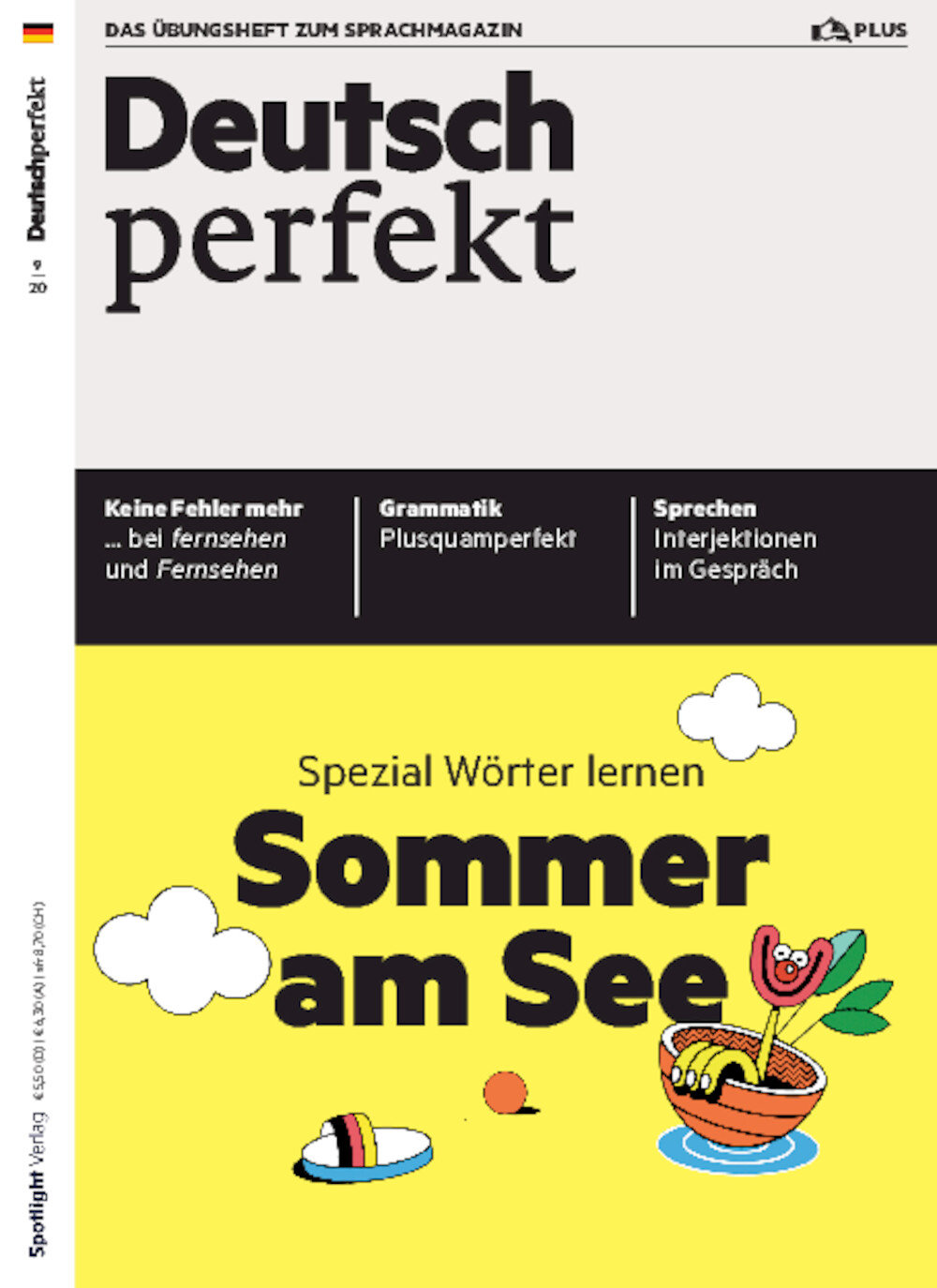 Deutsch perfekt PLUS 09/2020