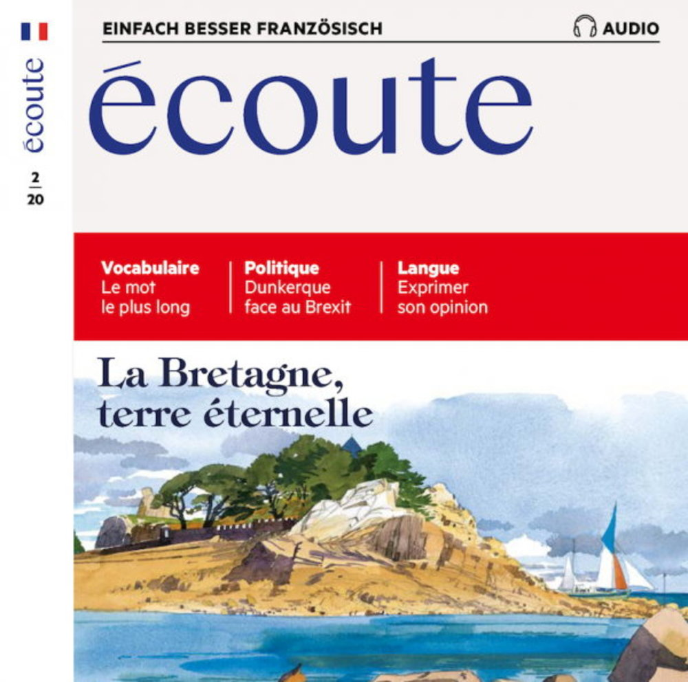 Écoute Audio-CD 02/2020