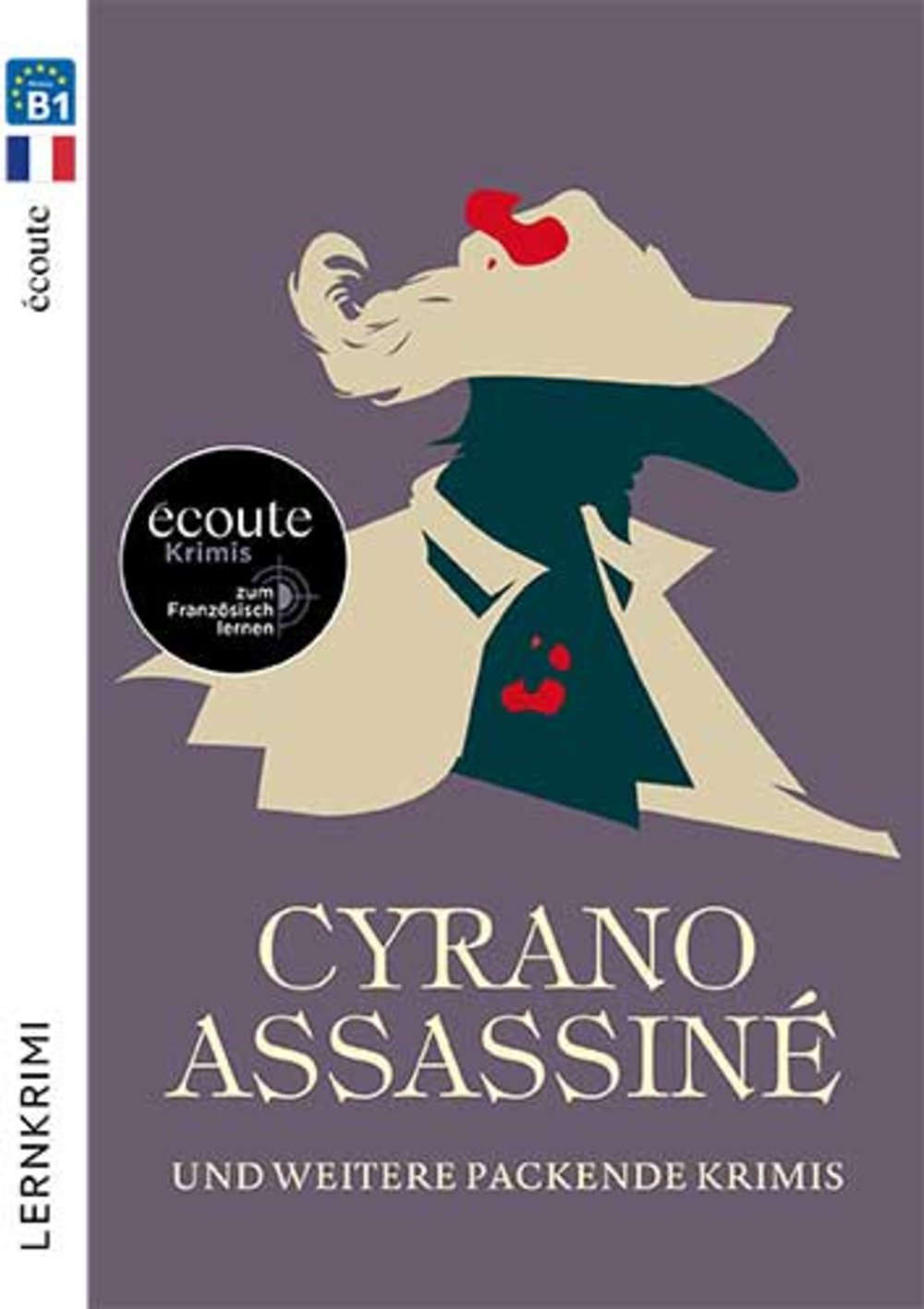 Écoute Lernkrimi - Cyrano assassiné