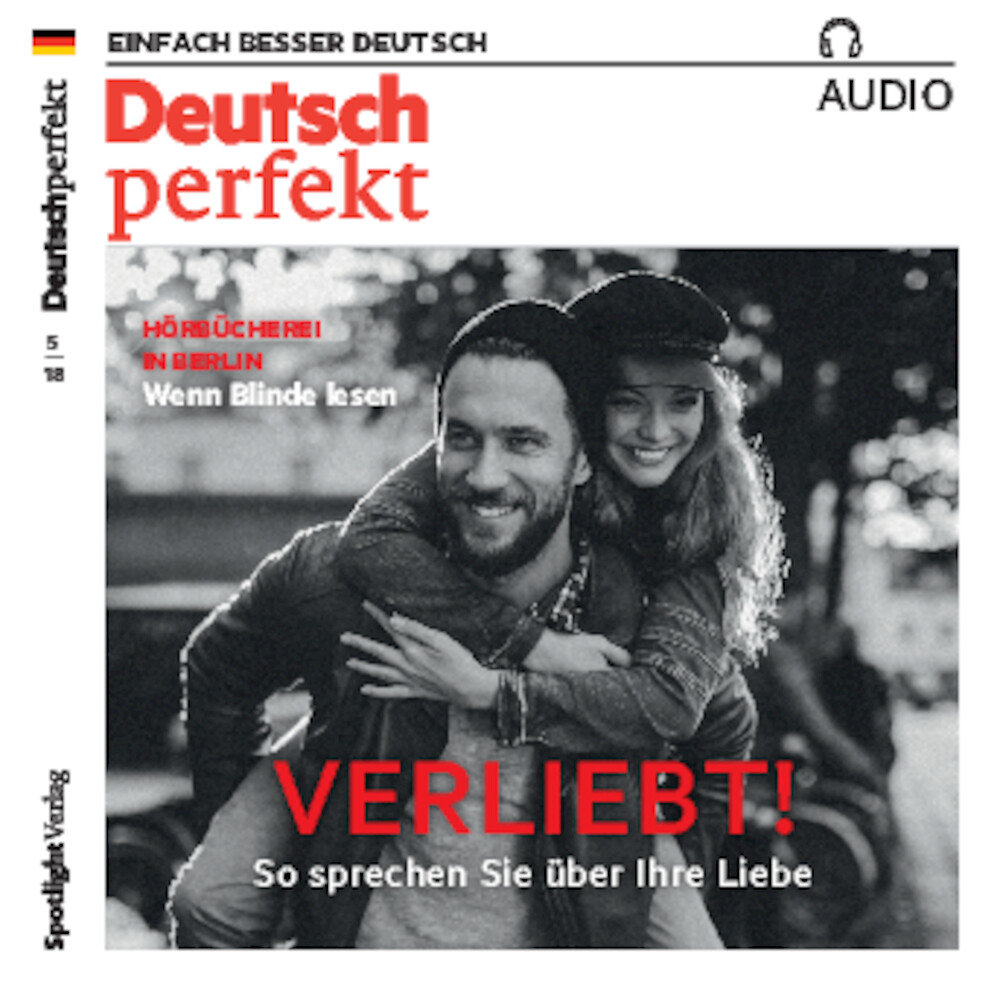 Deutsch perfekt Audio Trainer ePaper 05/2018
