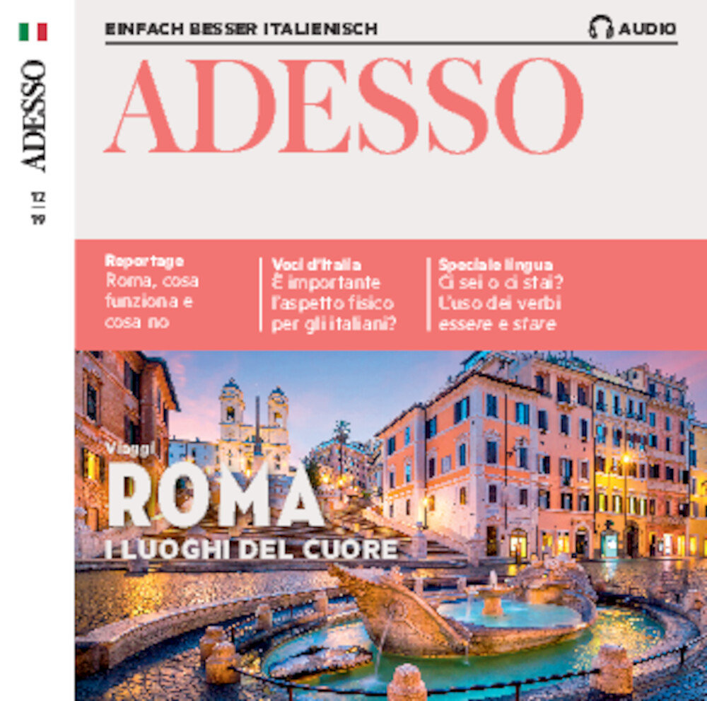 Adesso Audio-CD 12/2019