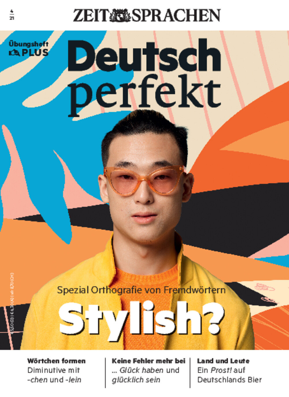 Deutsch perfekt PLUS 04/2021
