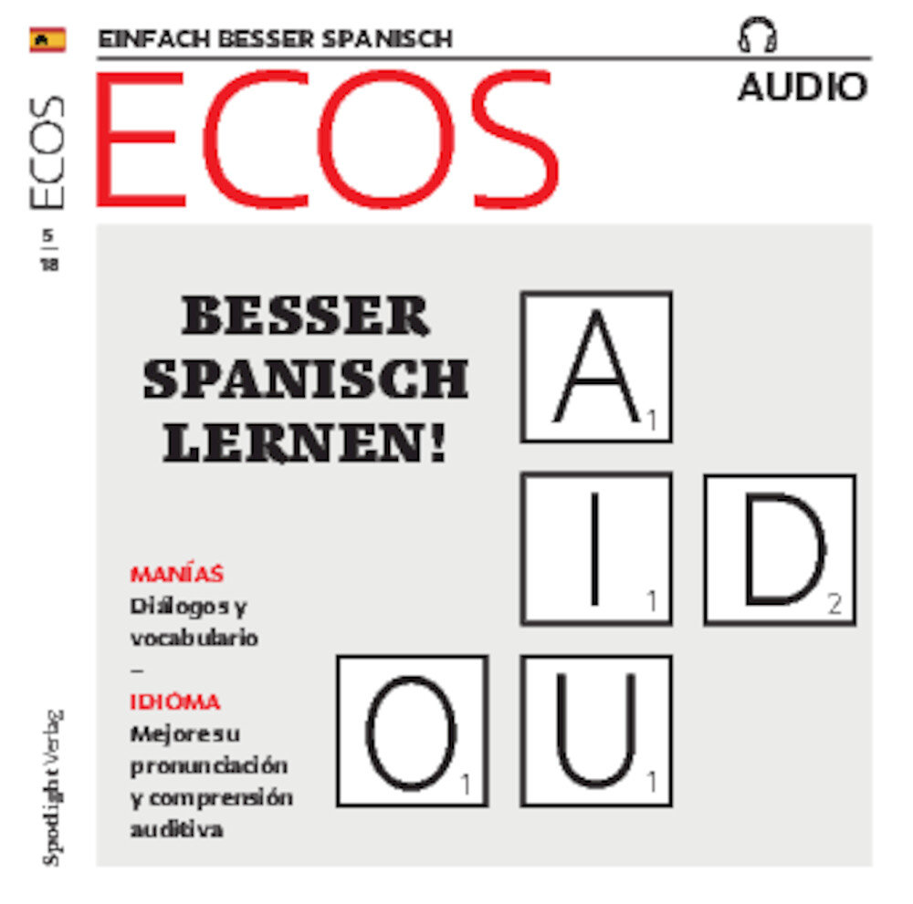 Ecos Audio Trainer ePaper 05/2018