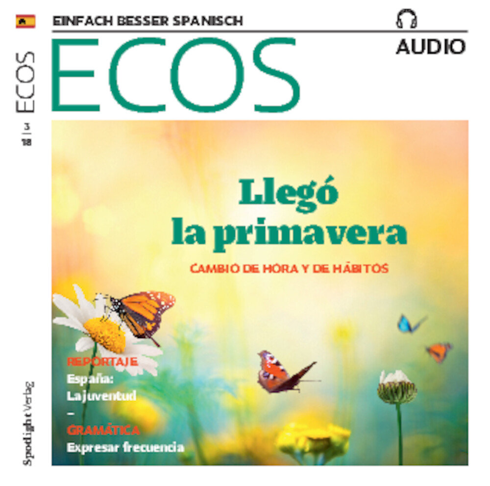 Ecos Audio-CD 03/2018
