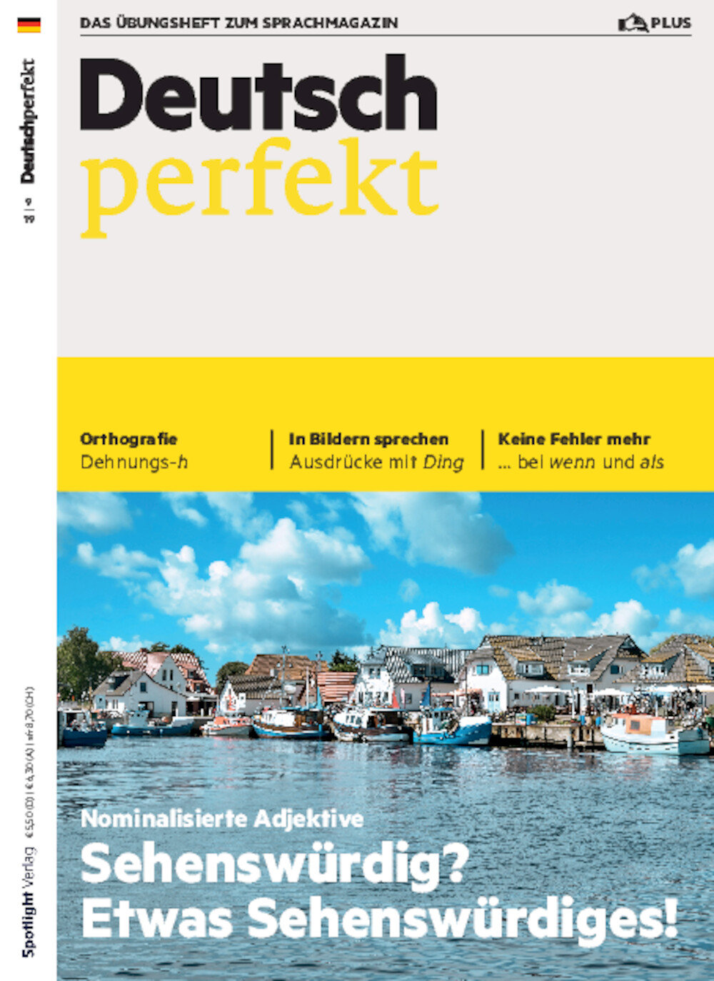 Deutsch perfekt PLUS ePaper 09/2019